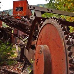 Nuttallburg Coal Mine