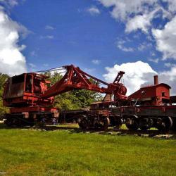 Cass Scenic Railroad Equipment