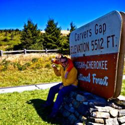 Roan Mountain Carvers Gap