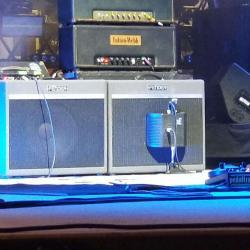 Amp setup