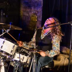 Moses Jones-Drummer Kennon Knight