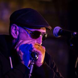 Rob Dayton Playing at Charlotte Blues Society