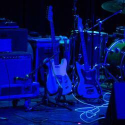 Brandy Zdan Guitar gear