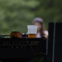 New River Blues Festival Sound Pedal