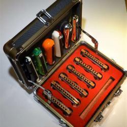 TurboGLO Harmonica Case