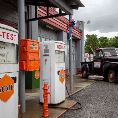 Walleys Gas Station