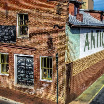 Warehouse Antiques & Collectibles