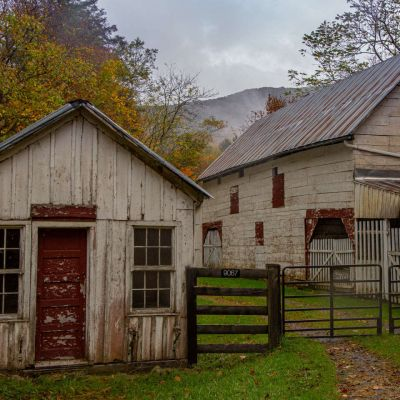 Old Farm in Bolar VA