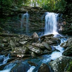 Falls Hills Creek WV