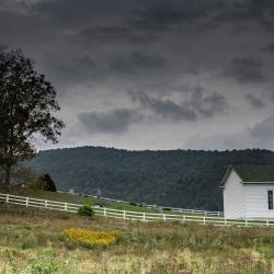 Clover Creek Presbyterian Church Bullpasture River