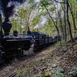 Durbin Rocket Railroad WV