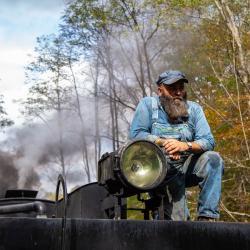 Durbin Rocket Railroad WV