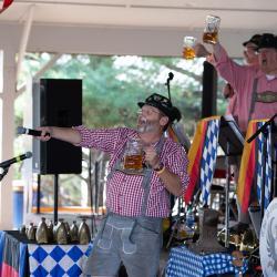 Oktoberfest Frontier Culture Museum