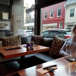 Zynodoa Restaurant Staunton VA