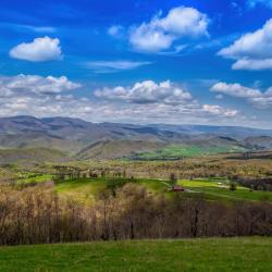 Germany Valley WV Overlook
