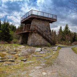 Spruce Knob Tower, Riverton, WV