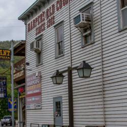 Harpers Country Store at Seneca Rocks WV