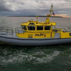 St. Simons Island Pilot Boat