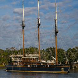 Ship Cumberland Island