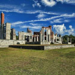 Cumberland Island National Seashore Dungeness Ruins