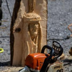 Chainsaw Carving Maggie Valley NC