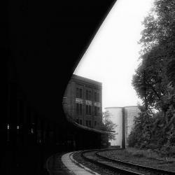 Staunton Virginia Train Station