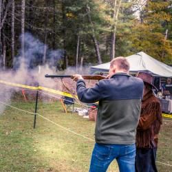 Steven Shooting Traditions Day Huntersville, WV