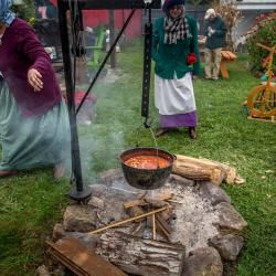 Traditions Day Huntersville WV