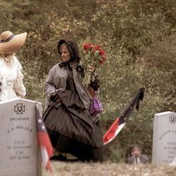 Civil War Tribute Traditions Day Huntersville WV