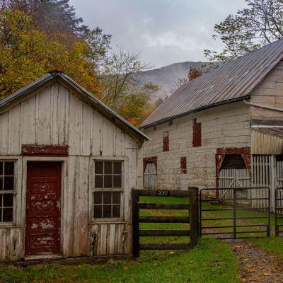 Old Farm in Bolar VA