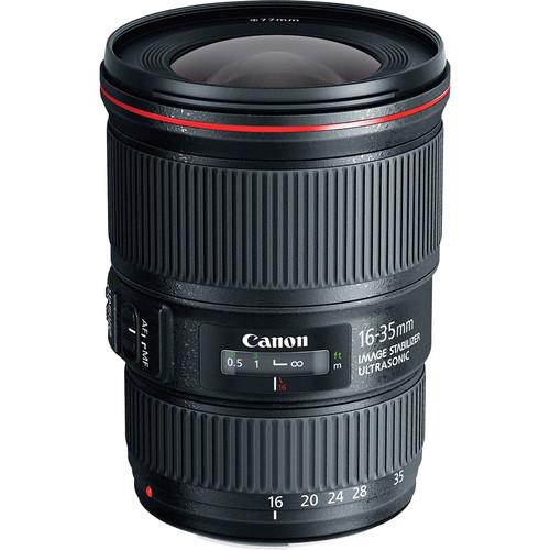 Canon 16-35mm F/4
