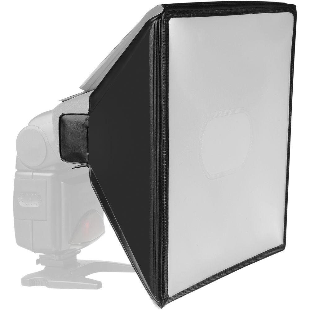 Vello Universal Softbox for Portable Flash
